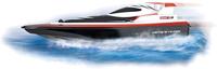 Carrera raceboot RC 2,4 GHz rood-Afbeelding 1