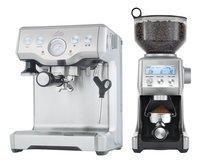 Solis Espressomachine Pro 009.16 inox-Vooraanzicht