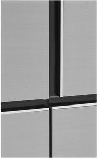 Beko Koelkast met diepvries GNE 480 E20ZXP titanium-Artikeldetail