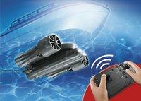 Playmobil Service 5536 RC-onderwatermotor -Vooraanzicht
