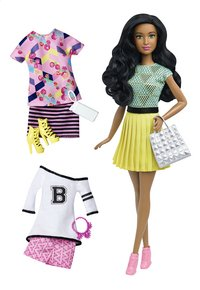 Barbie speelset Fashionistas Original 34 - B-Fabulous