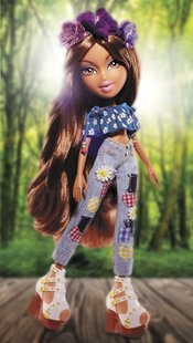 Bratz mannequinpop Hello My Name Is Yasmin-Afbeelding 1