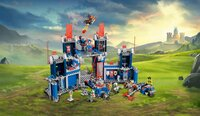 LEGO Nexo Knights 70317 Le Fortrex-Image 1