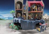 PLAYMOBIL Knights 6000 Château des chevaliers du Lion Impérial-Image 2