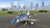 LEGO City 60104 Vliegveld passagiersterminal-Afbeelding 4