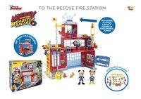 IMC Toys Mickey et ses amis : Top Départ ! La caserne de pompiers-Détail de l'article