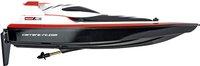 Carrera raceboot RC 2,4 GHz rood-Vooraanzicht