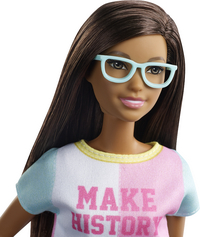 Barbie poupée mannequin Careers Surprise - Make History-Détail de l'article