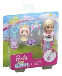 Barbie Club Chelsea verkleedt zich in een eenhoorn-Linkerzijde