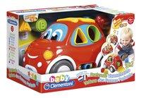 Clementoni Pratende vormenauto-Vooraanzicht