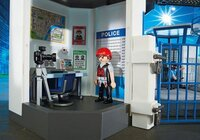 PLAYMOBIL City Action 6919 Commissariat de police avec prison-Image 3