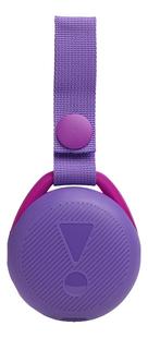 JBL haut-parleur Bluetooth JR POP mauve-Arrière