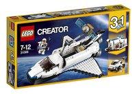LEGO Creator 31066 Spaceshuttle-verkenner