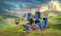 LEGO Nexo Knights 70317 Le Fortrex-Image 4