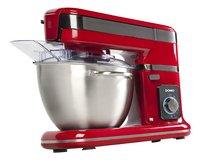 Domo Keukenrobot DO9073KR rood-Linkerzijde
