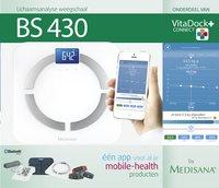 Medisana Personenweegschaal BS 430 Connect wit/zilvergrijs-Afbeelding 4