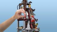 LEGO Ninjago 70594 L'attaque du phare-Image 1