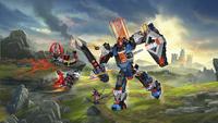LEGO Nexo Knights 70326 Le robot du chevalier noir-Image 1