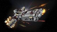 LEGO Star Wars 75158 Rebel Combat Frigate-Afbeelding 1
