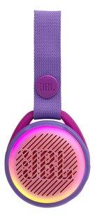 JBL haut-parleur Bluetooth JR POP mauve-Avant