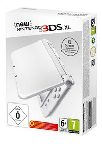 Nintendo Console New 3DS XL Pearl White