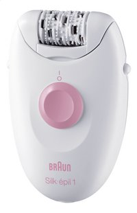 Braun Silk-épil 1 Eversoft deluxe SE1170