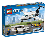 LEGO City 60102 Vliegveld VIP service