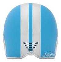 Chillafish casque vélo pour enfant Bobbi bleu-Arrière