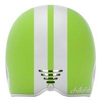 Chillafish casque vélo pour enfant Bobbi lime-Arrière