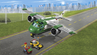 LEGO City 60101 L'avion cargo-Image 3