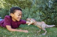 Jurassic World Dino Rivals - Bite 'N fight Tyrannosaurus Rex-Image 4