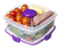 Sistema Lunchbox To Go Salad 1,1 l-Afbeelding 1
