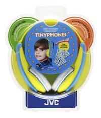JVC casque HA-KD5 pour enfants jaune/bleu