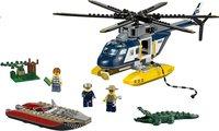 LEGO City 60067 Helikopter achtervolging-Vooraanzicht