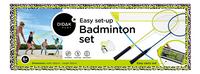 Badmintonset Easy set-up-Vooraanzicht