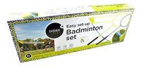 Badmintonset Easy set-up-Linkerzijde