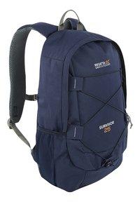 Regatta sac à dos de randonnée Survivor Hiking 25 l bleu-Côté gauche