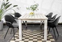 Table de jardin Ulm Grey Wash 220 x 100 cm-Image 5