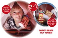 Go Glow nacht-/zaklamp Disney Cars-Artikeldetail