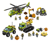 LEGO City 66540 Super Pack 3 en 1-Avant