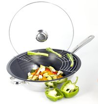 Majestic Pro wok 30 cm