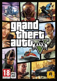 PC Grand Theft Auto V ANG
