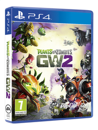 PS4 Plants vs Zombies: Garden Warfare 2 ENG/FR-Linkerzijde