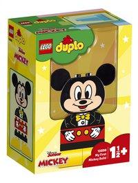 LEGO DUPLO 10898 Mon premier Mickey à construire-Côté gauche