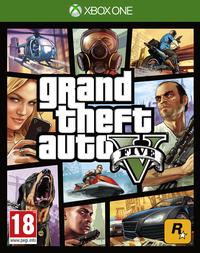 XBOX One Grand Theft Auto V FR