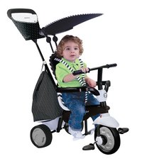 smarTrike tricycle 4 en 1 Glow noir-Image 1