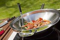 Demeyere wok en inox 32 cm-Image 2
