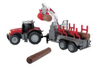 Dickie Toys tracteur Massey Ferguson MF 8737-Avant