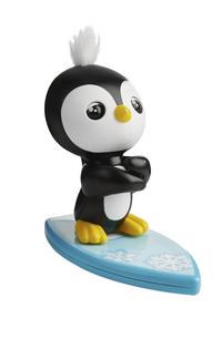 Fingerlings figurine interactive Tux le Pingouin-commercieel beeld