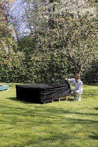 Outdoor Covers housse de protection pour ensemble lounge L 240 x Lg 180 x H 75 cm Premium polypropylène-Image 1